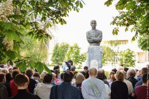 Памятник Есенину в Орле